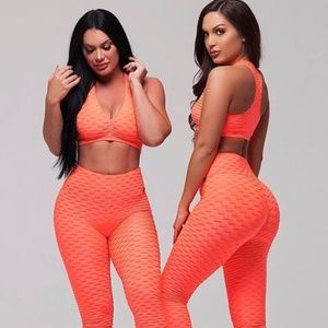 Other - 🍑🍑🍑 Brazilian GYM SET Honeycomb Fitness Sport